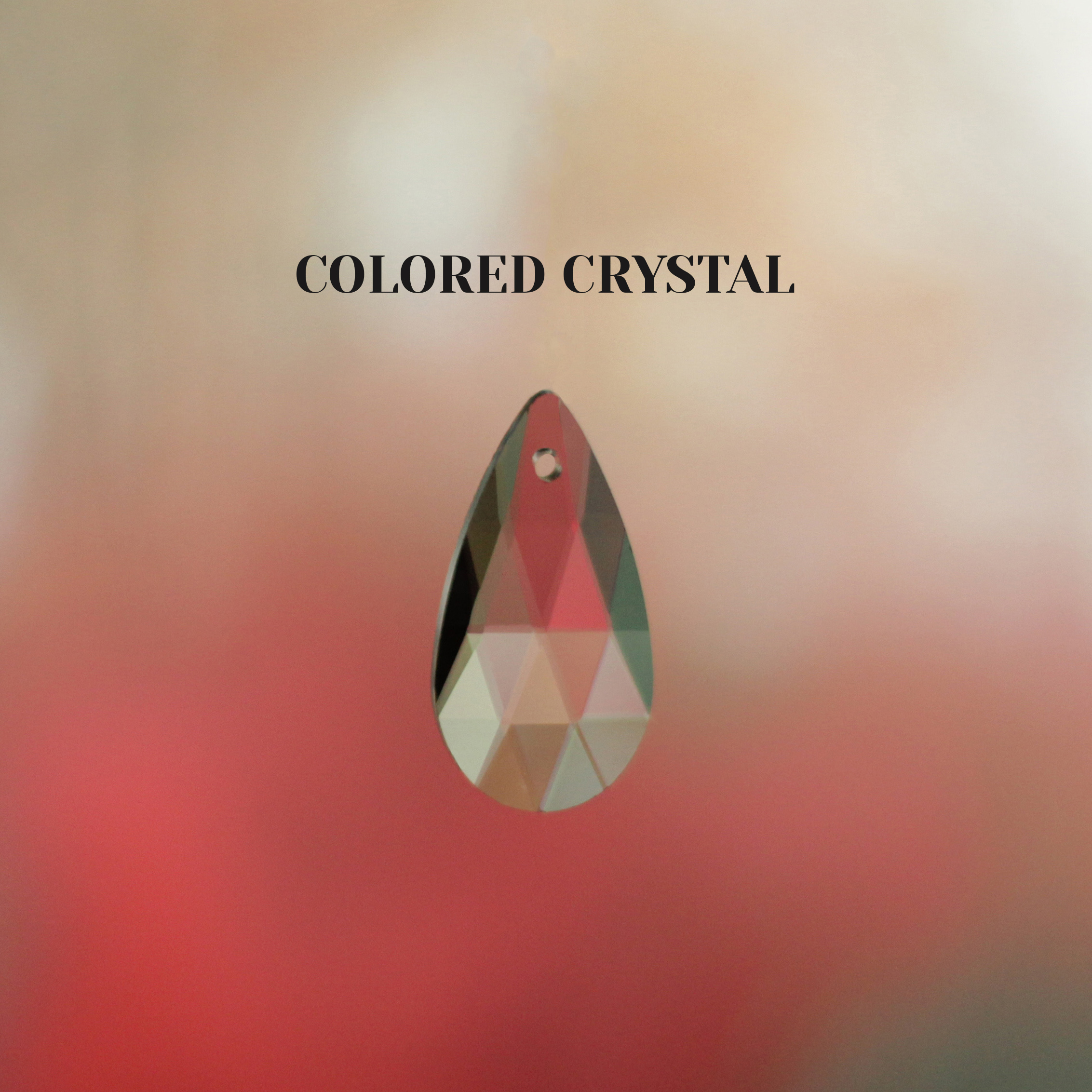 Colored Crystal